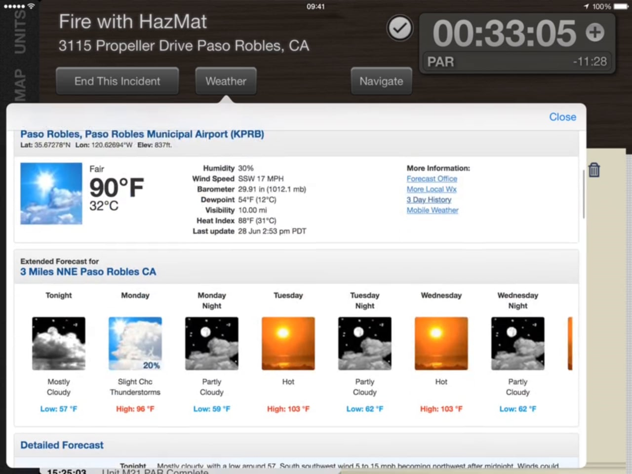 How to Access Weather Information